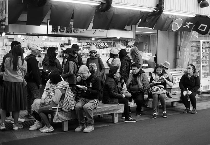 黒川・Tourist